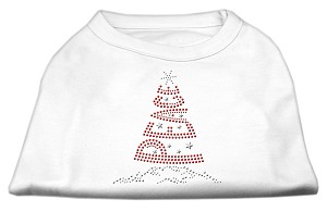 Peace Tree Shirts White XXL (18)
